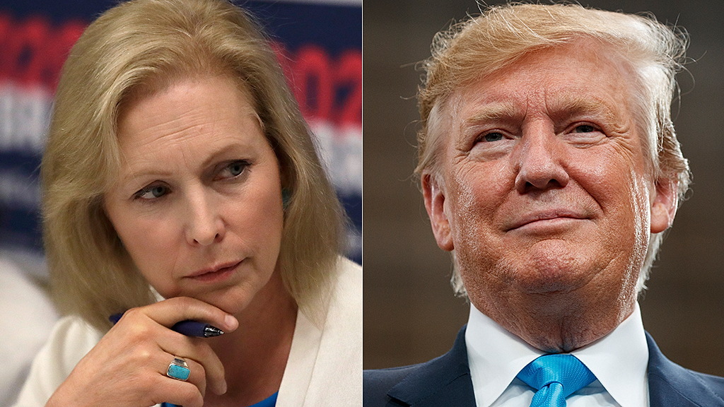 Westlake Legal Group Gillibrand-trump-AP Kirsten Gillibrand says she is 'still angry' about her uncles voting for Trump Sam Dorman fox-news/politics/elections/republicans fox-news/politics/2020-presidential-election fox-news/person/kirsten-gillibrand fox news fnc/politics fnc dc9a362f-a7f2-5407-bfc9-ca5bcd2099ef article