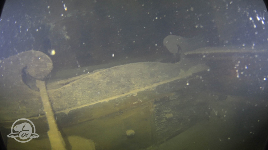 Incredible images reveal 'frozen-in-time' shipwreck HMS Terror