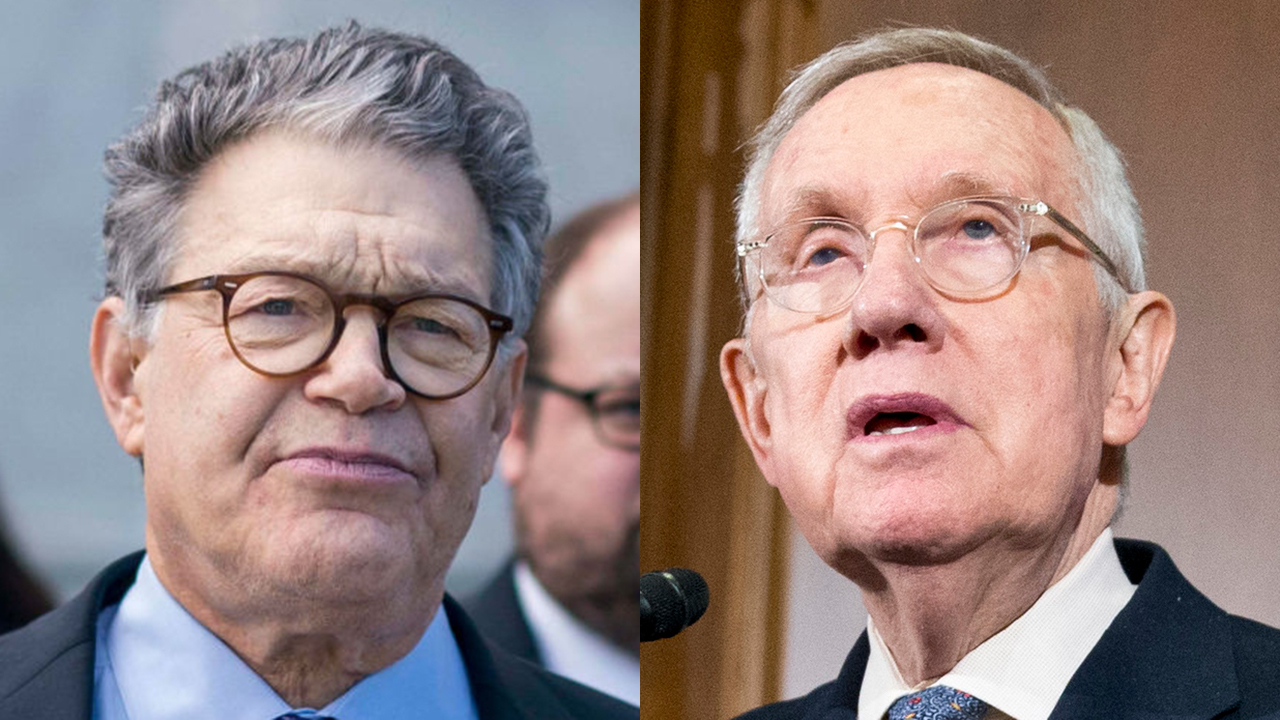 Westlake Legal Group Harry-Reid-split Harry Reid says he wishes Al Franken would run for office again Joseph Wulfsohn fox-news/politics/senate fox-news/politics/elections/democrats fox-news/person/kirsten-gillibrand fox news fnc/media fnc c87d25c3-4c06-5eb3-b407-df3c1c76029e article