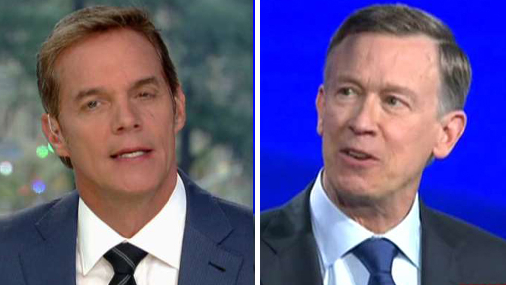 Westlake Legal Group Hemmer-Kickenlooper_FOX Hickenlooper: I don't believe 'in the pathway' of the more progressive Dems Victor Garcia fox-news/shows/the-story fox-news/politics/elections/presidential-debate fox-news/politics/2020-presidential-election fox-news/media/fox-news-flash fox-news/media fox news fnc/media fnc article 5a951c46-31e6-533f-9a29-a3fdc6c96804