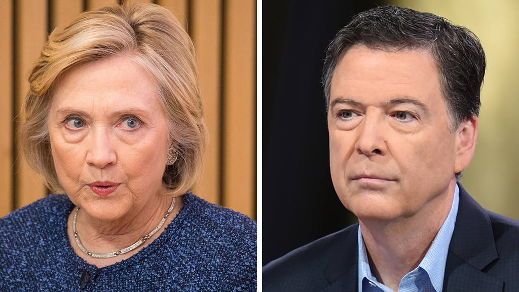 CNN legal analyst calls IG report 'poetic justice' for Comey after Hillary email investigation