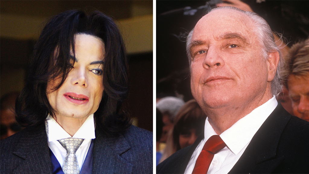 Marlon Brando confronted Michael Jackson over sexual abuse allegations: 'He was frightened to answer me': r...