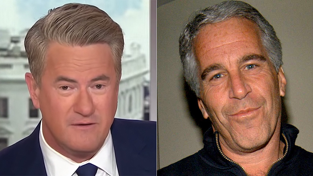 MSNBC host Joe Scarborough balks at Jeffrey Epstein death: 'How predictably...Russian' thumbnail