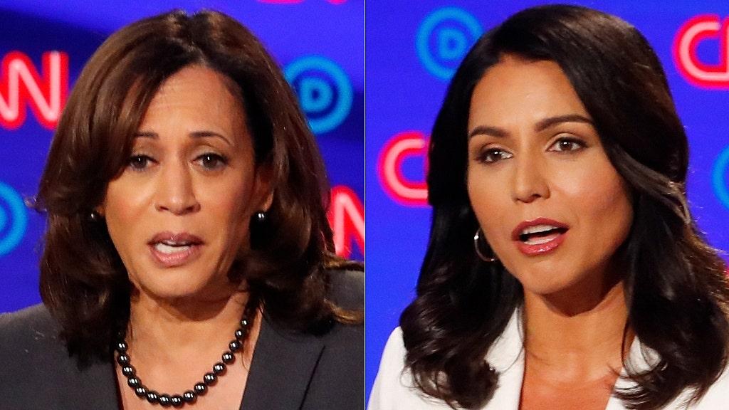 The facts behind Gabbard and Biden's attack on Kamala Harris' prosecutor record thumbnail