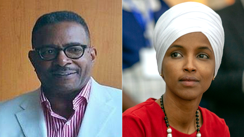 Westlake Legal Group Lacy-Johnson-Ilhan-Omar-Facebook-AP Ilhan Omar's GOP challenger defends Israel's decision to reject entry, says she basically made herself an 'enemy' Sam Dorman fox-news/world/world-regions/israel fox-news/person/ilhan-omar fox-news/media/fox-news-flash fox-news/media fox news fnc/media fnc article 20b5e422-a2ea-512c-b312-d20704179ac3