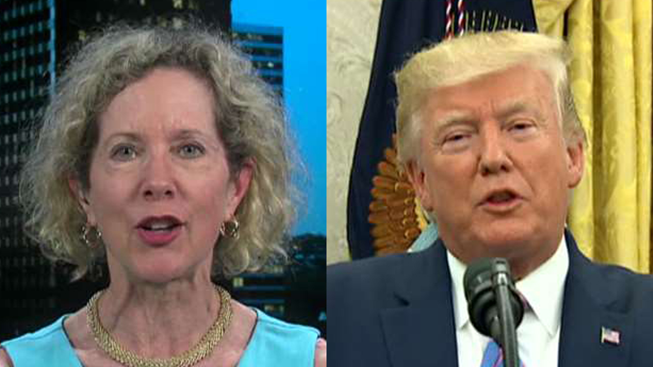 Mainstream press stoking racial tension to paint 'whites as the enemy,' says Heather Mac Donald