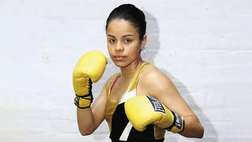 Westlake Legal Group Leighandre-Jegels-Arts-Culture-SA South African police officer arrested following female boxing champ's murder fox-news/world/world-regions/africa fox-news/world/crime fox-news/sports/boxing fox-news/sports fox news fnc/world fnc e9d5e3a9-974b-5ace-8af1-371b9fb062da Caleb Parke article