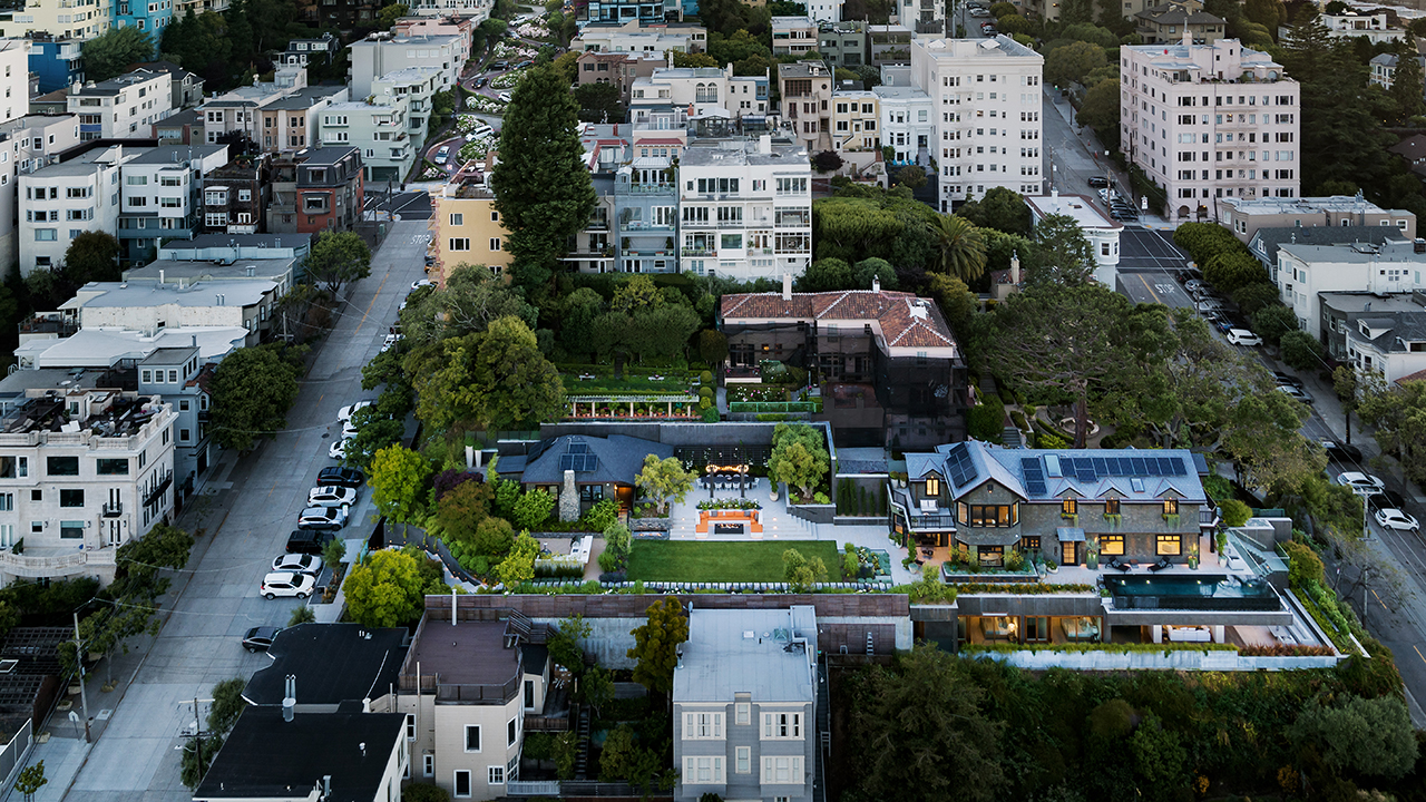 San Francisco's most expensive listing gets $4.5-million cut from $45 million asking price