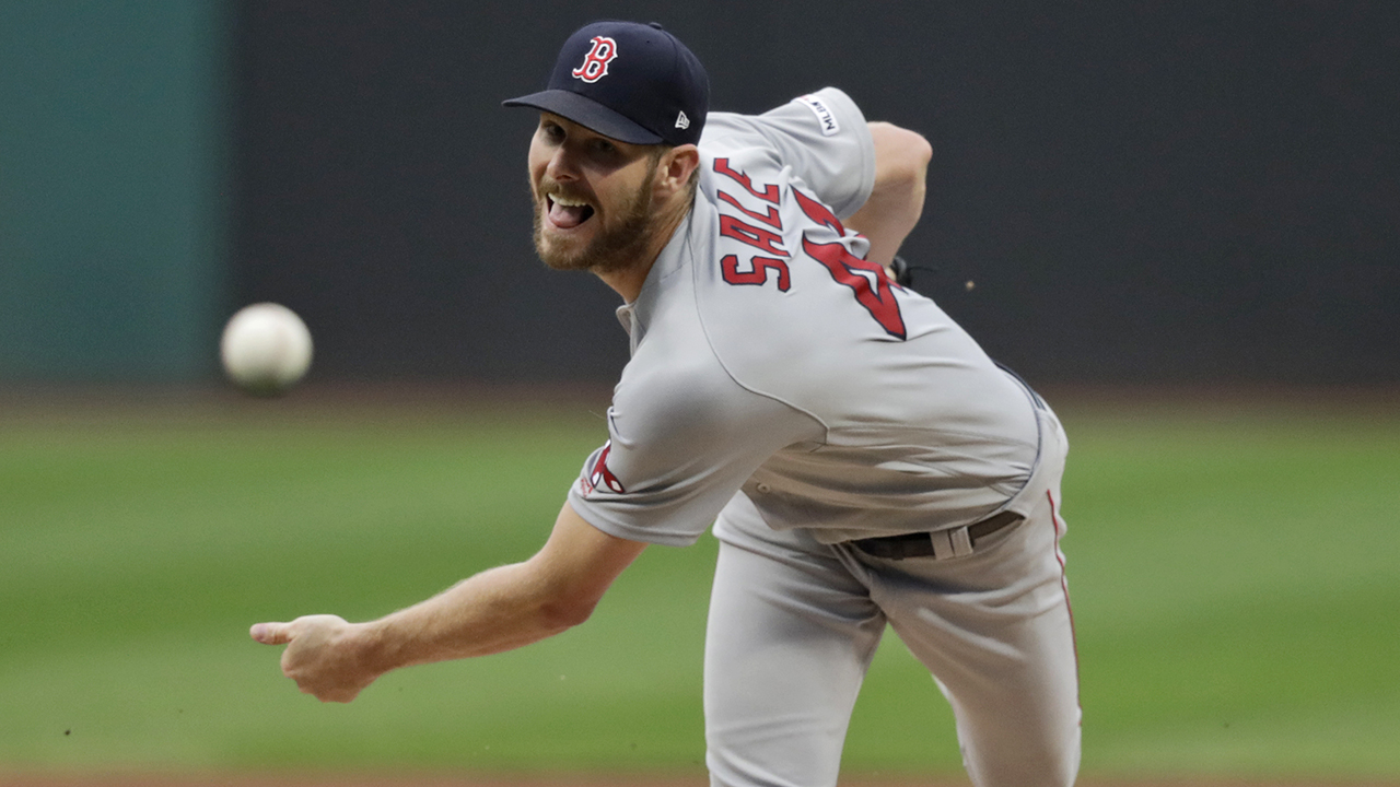 Red Sox LHP Verkauf hat Tommy John Chirurgie