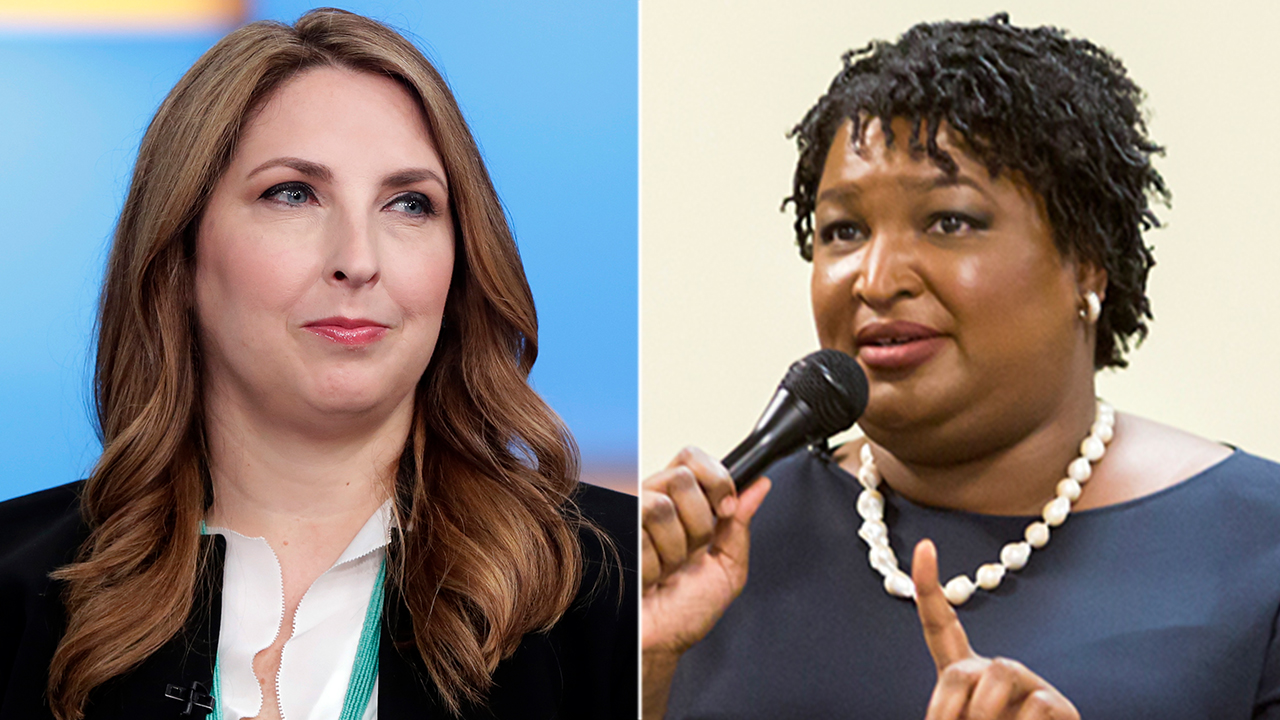 "Westlake Legal Group McDaniel-Abrams-Getty RNC chairwoman responds to Democrat Stacey Abrams' claim of RNC plans to intimidate voters: ""Flat-out lie"" fox-news/opinion fox-news/fox-nation Fox News Staff fox news fnc/media fnc article 5c901360-b0b9-58a4-a3c2-6fab73b585a8"
