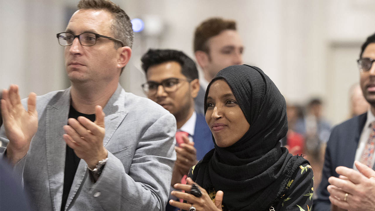 DC consultant's alleged affair with Ilhan Omar is front and center in divorce papers