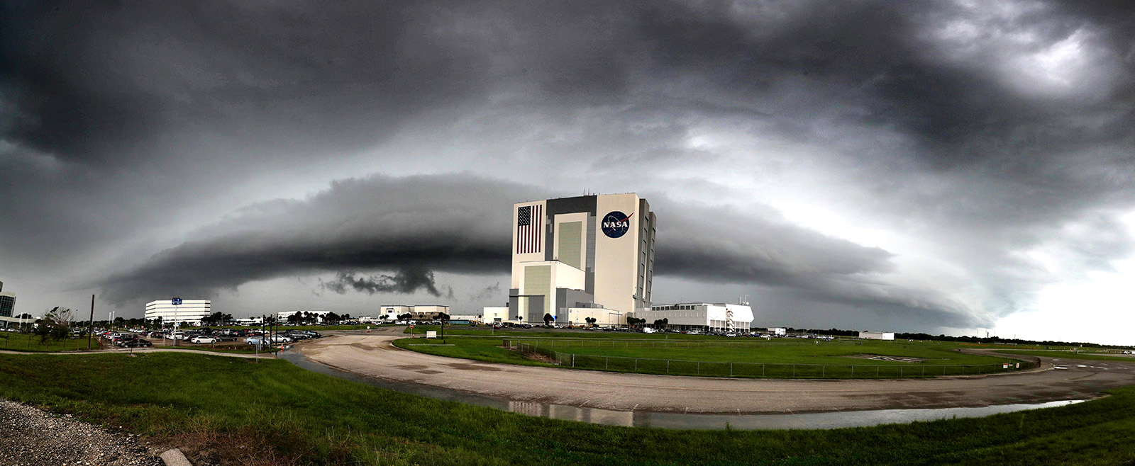 Westlake Legal Group NASAThunderstorms Hurricane Dorian: NASA's launch hardware survived storm, Kennedy Space Center confirms James Rogers fox-news/science/planet-earth/natural-disasters/hurricane-dorian fox-news/science/air-and-space/spaceflight fox-news/science/air-and-space/nasa fox news fnc/science fnc article 58409721-2d15-542b-8c04-a163759d2313