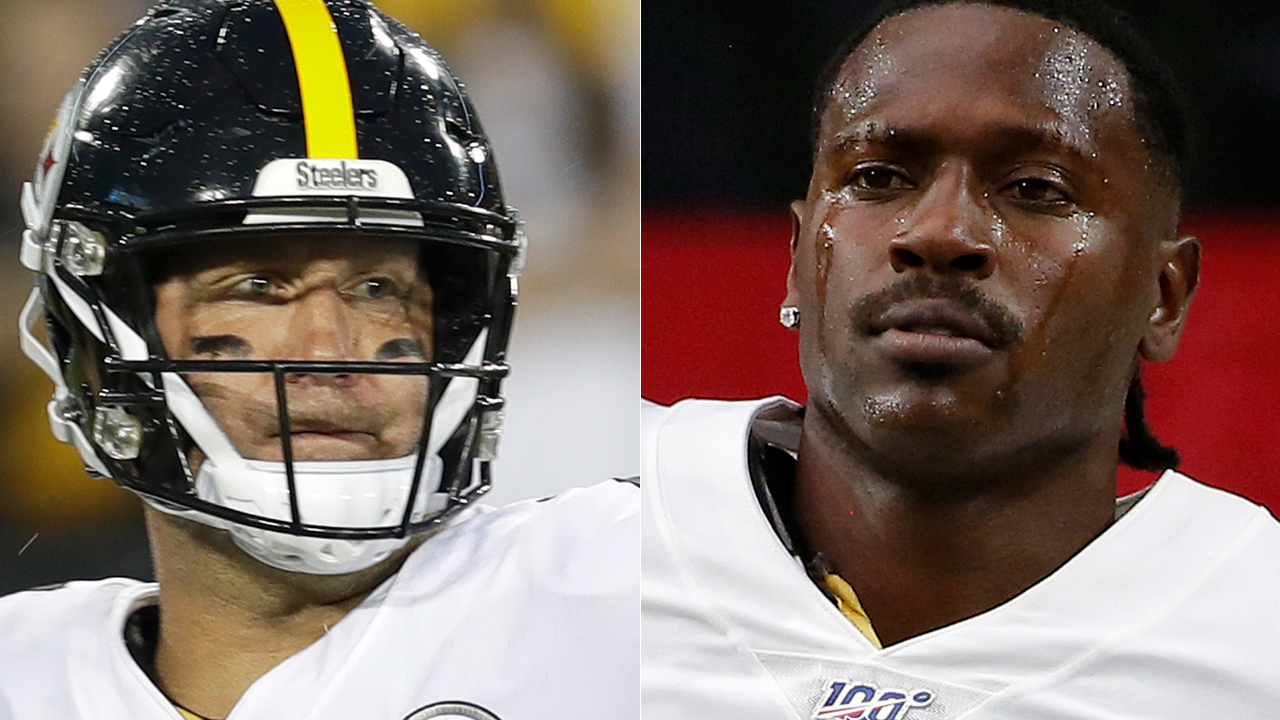 Westlake Legal Group NFL-Roethlisberger-Brown Antonio Brown denies he was ever friends with Ben Roethlisberger Ryan Gaydos fox-news/sports/nfl/pittsburgh-steelers fox-news/sports/nfl/oakland-raiders fox-news/sports/nfl fox-news/person/ben-roethlisberger fox-news/person/antonio-brown fox news fnc/sports fnc article a93269bd-fb67-56d8-8de2-50099bd3d766