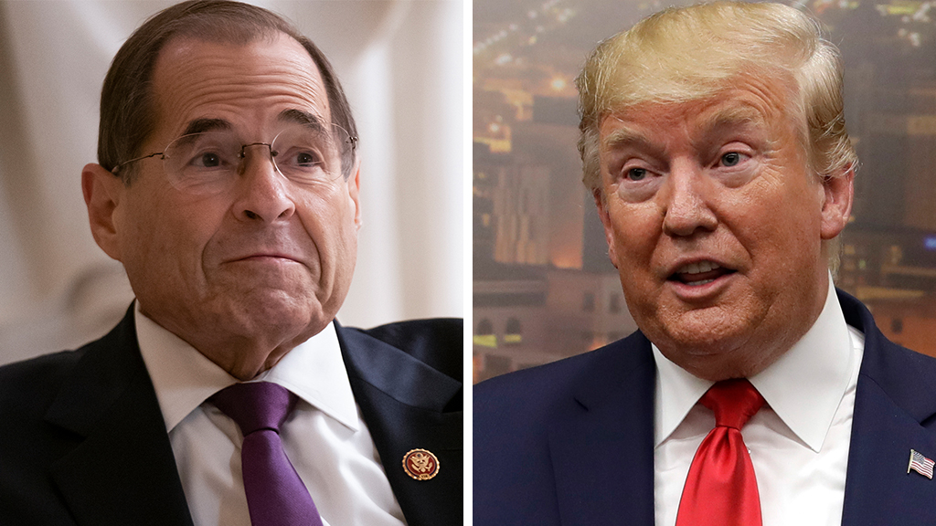 Westlake Legal Group Nadler-Trump_AP Nadler: Committee has launched 'formal impeachment proceedings' against Trump Joseph Wulfsohn fox-news/politics/house-of-representatives/democrats fox-news/politics/house-of-representatives fox-news/politics/2020-presidential-election fox-news/politics fox-news/person/donald-trump fox-news/media fox news fnc/media fnc article 762df207-754a-5bc9-99e5-ef2b7d19881b
