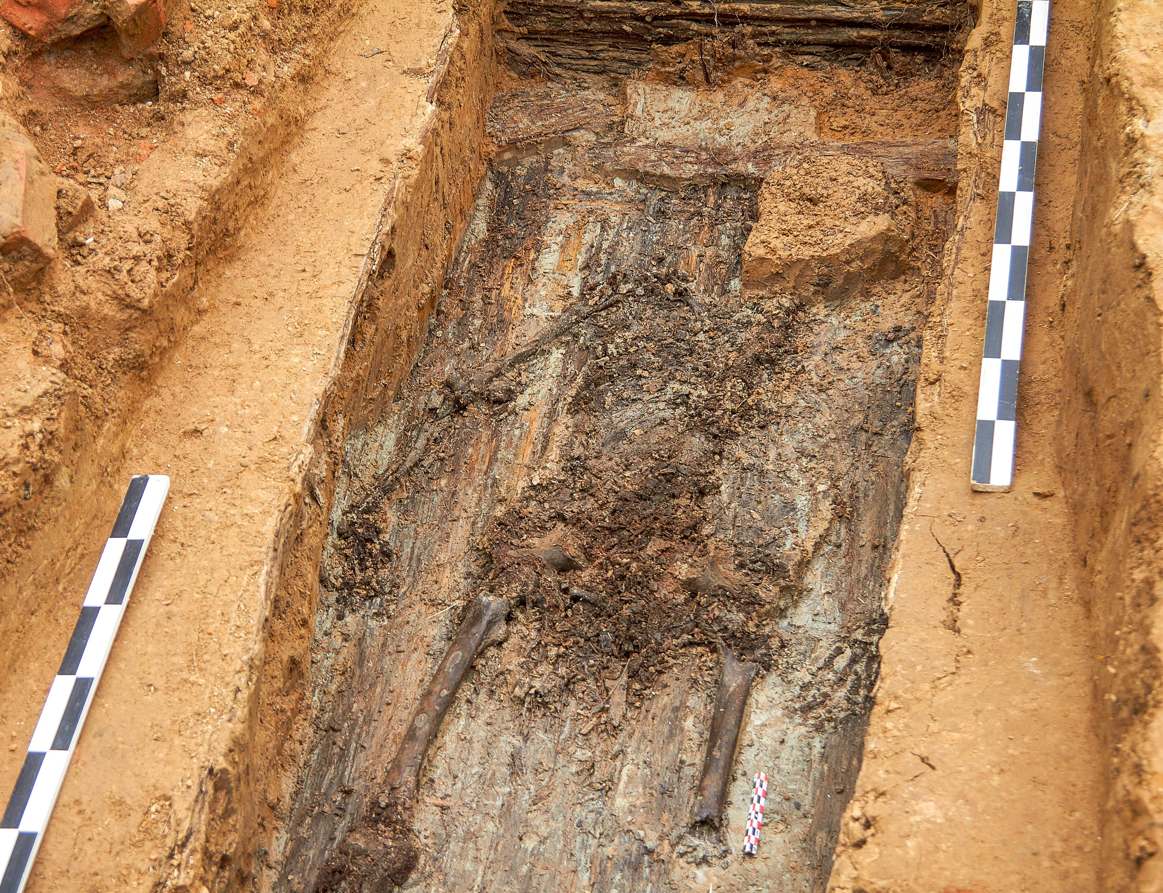 Mysterious one-legged skeleton discovered in Russia may be Napoleon's favorite general