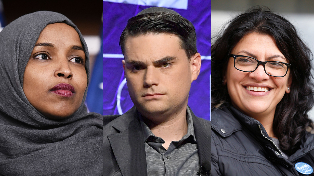 Westlake Legal Group Omar-Shapiro-Tlaib Ben Shapiro: Israel made a 'big mistake' barring Omar and Tlaib from visiting Nick Givas fox-news/world/world-regions/israel fox-news/shows/the-ben-shapiro-show fox-news/person/rashida-tlaib fox-news/person/ilhan-omar fox-news/person/donald-trump fox-news/person/ben-shapiro fox-news/media fox news fnc/media fnc bbf9f525-bbed-5f3f-91b6-20f4ba4c7ec2 article