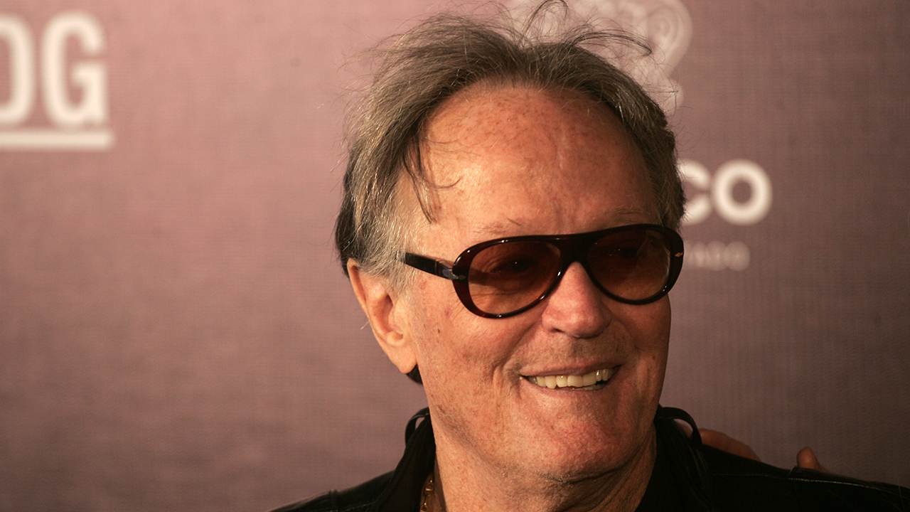 Westlake Legal Group Peter-Fonda Peter Fonda partied with Beatles, inspired a line in 'She Said She Said': report fox-news/entertainment/music fox-news/entertainment/events/departed fox news fnc/entertainment fnc Brie Stimson article 800bee3d-b582-520e-999d-b5ba508700cc