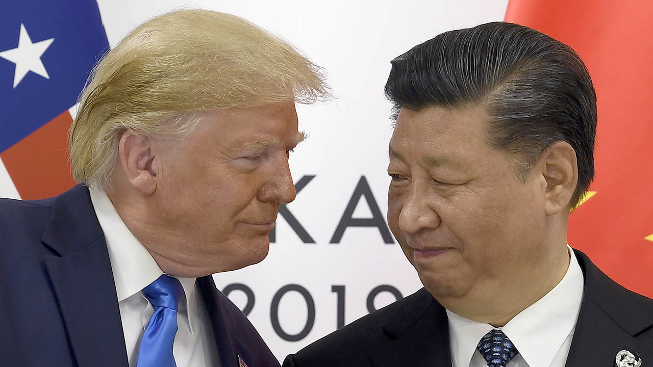 Trump announces increased tariffs on China in latest trade war salvo