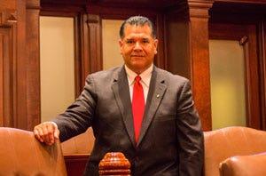Westlake Legal Group Sandoval-HB4075 Illinois state senator apologizes for mock Trump assassination photos at fundraiser New York Post fox-news/us/us-regions/midwest/illinois fox-news/politics/judiciary/state-and-local fnc/politics fnc article ad16dd2b-f2fa-5447-ae5c-89002ea37a49
