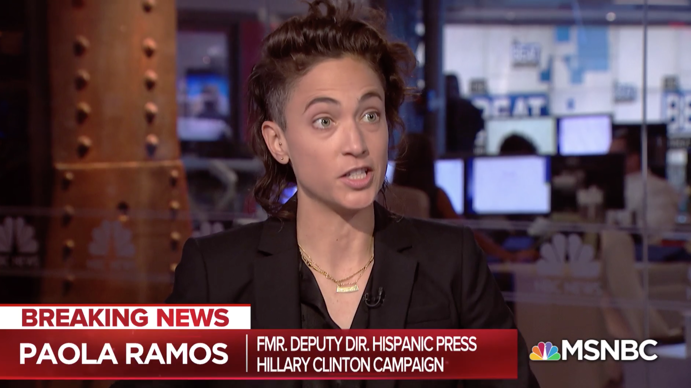 Westlake Legal Group Screen-Shot-2019-08-08-at-12.10.11-AM MSNBC guest, ex-Clinton aide: Trump's visit to El Paso is like 'walking into a crime scene with blood on his hands' Joseph Wulfsohn fox news fnc/media fnc article 2e339e12-3c8b-5ba6-b06d-bc9bffae285d
