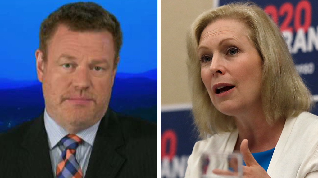 Mark Steyn: Gillibrand went from moderate to 2020 progressive, 'comes across as a shallow opportunist'