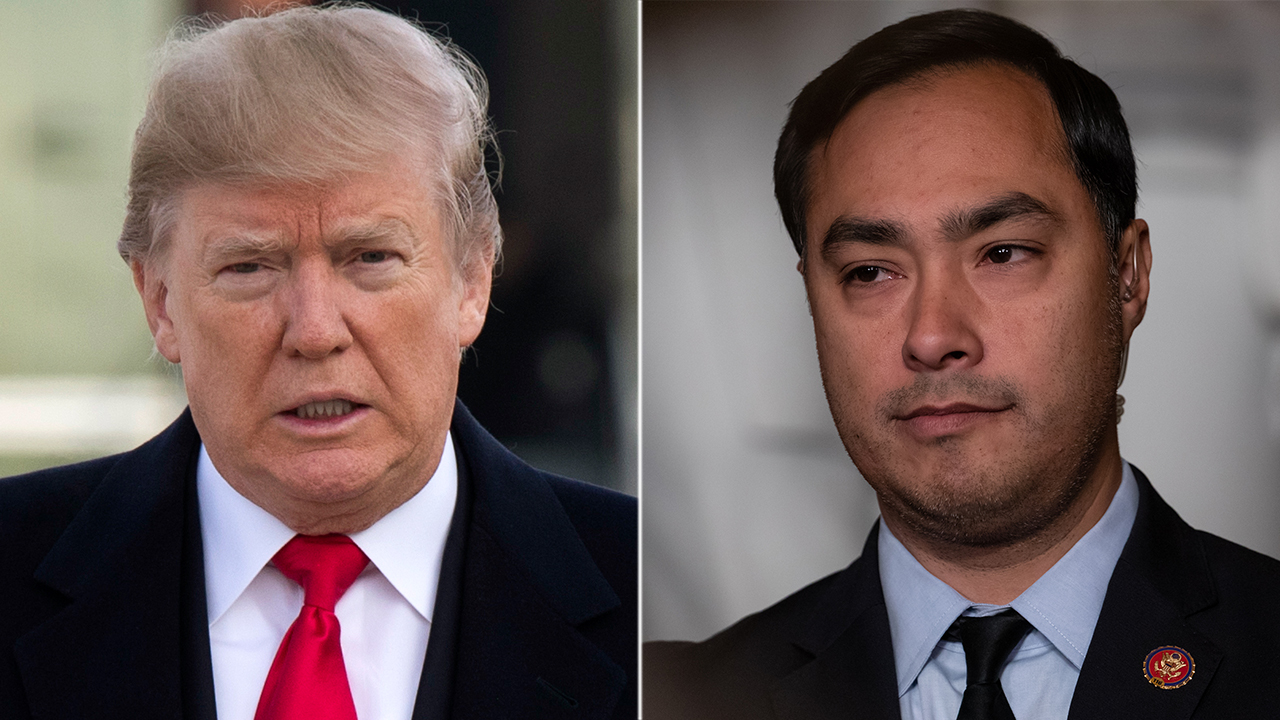 Trump campaign blasts Dem rep for trying to name and shame donors: 'Delete & apologize'