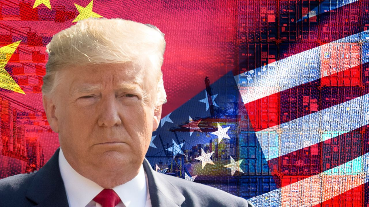 China seeks 'calm' to trade war with US; Trump: We're not seeking regime change in Iran
