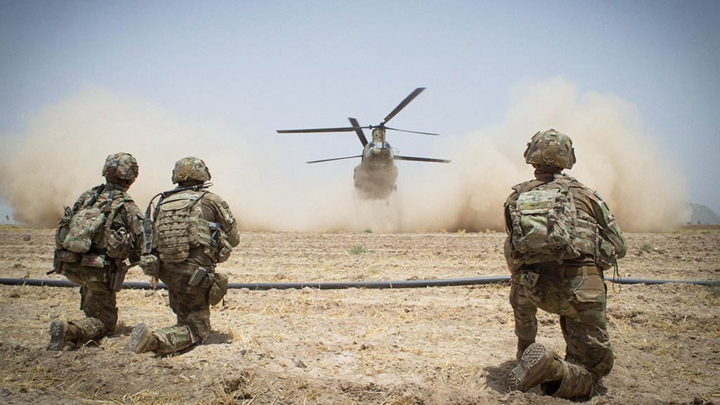Westlake Legal Group US-troops-Afghanistan 2 US service members killed in chopper crash in Afghanistan fox-news/world/conflicts/afghanistan fox-news/us/military fnc/world fnc Associated Press article 4e226bad-2aaf-5e82-816d-5243ea8d3058