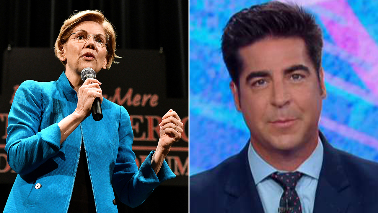 Westlake Legal Group Warren-Waters Jesse Watters: Elizabeth Warren's Native American apology rings hollow because she 'stole their identity' fox-news/us/us-regions/northeast/massachusetts fox-news/us/us-regions/midwest/iowa fox-news/shows/the-five fox-news/politics/2020-presidential-election fox-news/person/elizabeth-warren fox-news/person/donald-trump fox-news/media/fox-news-flash fox-news/entertainment/media fox news fnc/media fnc Charles Creitz article 99011113-0819-5c86-9aa1-56e92686bebf
