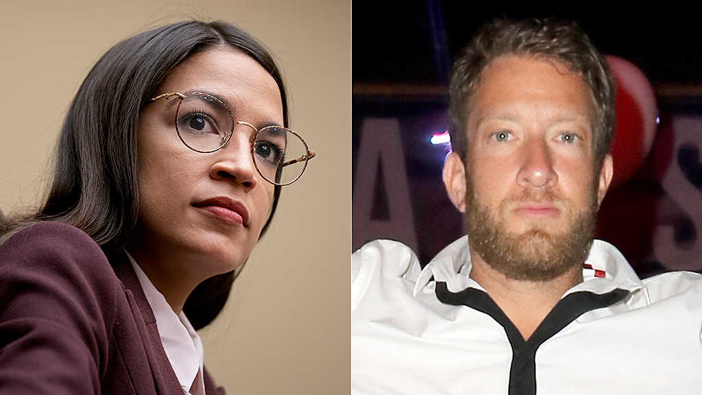 Barstool Sports founder hits back at AOC after unionization comments