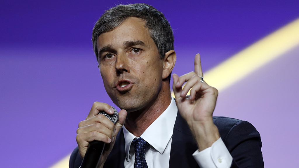 Westlake Legal Group beto-orourke-AP Gutfeld: Beto's gun control vow would lead to 'many violent confrontations' fox-news/us/us-regions/southwest/texas fox-news/us/personal-freedoms/second-amendment fox-news/us/crime/police-and-law-enforcement fox-news/us/constitution fox-news/shows/the-five fox-news/politics/elections/presidential-debate fox-news/politics/elections fox-news/person/beto-orourke fox-news/media/fox-news-flash fox-news/media fox news fnc/media fnc Charles Creitz article 944bb0dd-b830-55d4-b889-a708fb0ded2d