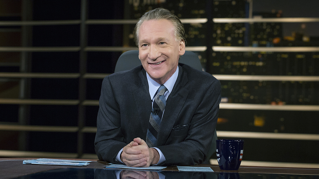 Maher mocks MSNBC's 'Never Trumpers': They're 'very far left' because 'look at who's giving them their payc...