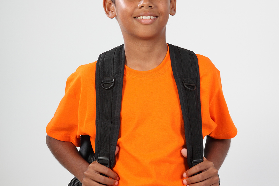Westlake Legal Group boy-orange-tee-shirt-istock Boy, 6, wears special shirt to fight bullying at school: 'I will be your friend' Janine Puhak fox-news/lifestyle/parenting fox-news/lifestyle fox news fnc/lifestyle fnc article 3b509c60-89b5-55bd-91a1-6e0628a83985