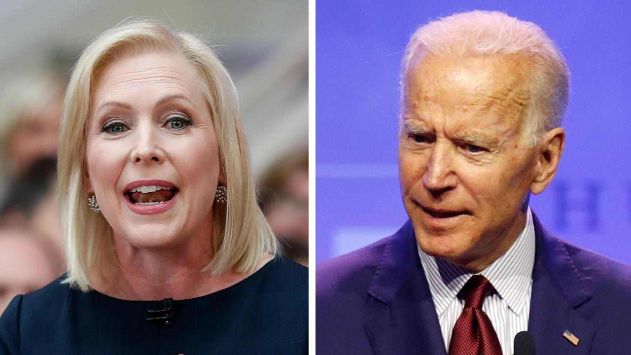 Westlake Legal Group gillibrandbiden Mary Anne Marsh: Democrats, 2020 and the Iowa State Fair -- It's not just the food that will be fried Mary Anne Marsh fox-news/politics/2020-presidential-election fox-news/politics fox-news/opinion fox news fnc/opinion fnc c32d719b-e823-5e8e-8f5f-38b7b1cc44e6 article