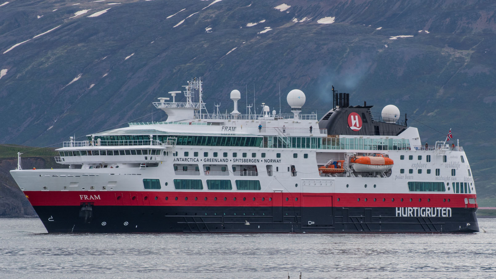 Westlake Legal Group hurtigruten-cruise Cruise line scrambles to reschedule passengers after Russia denies access to Arctic waters at 'last minute' Michael Hollan fox-news/travel/general/cruises fox news fnc/travel fnc article 52eac88d-a7f6-5a75-9bf7-ad132debe552