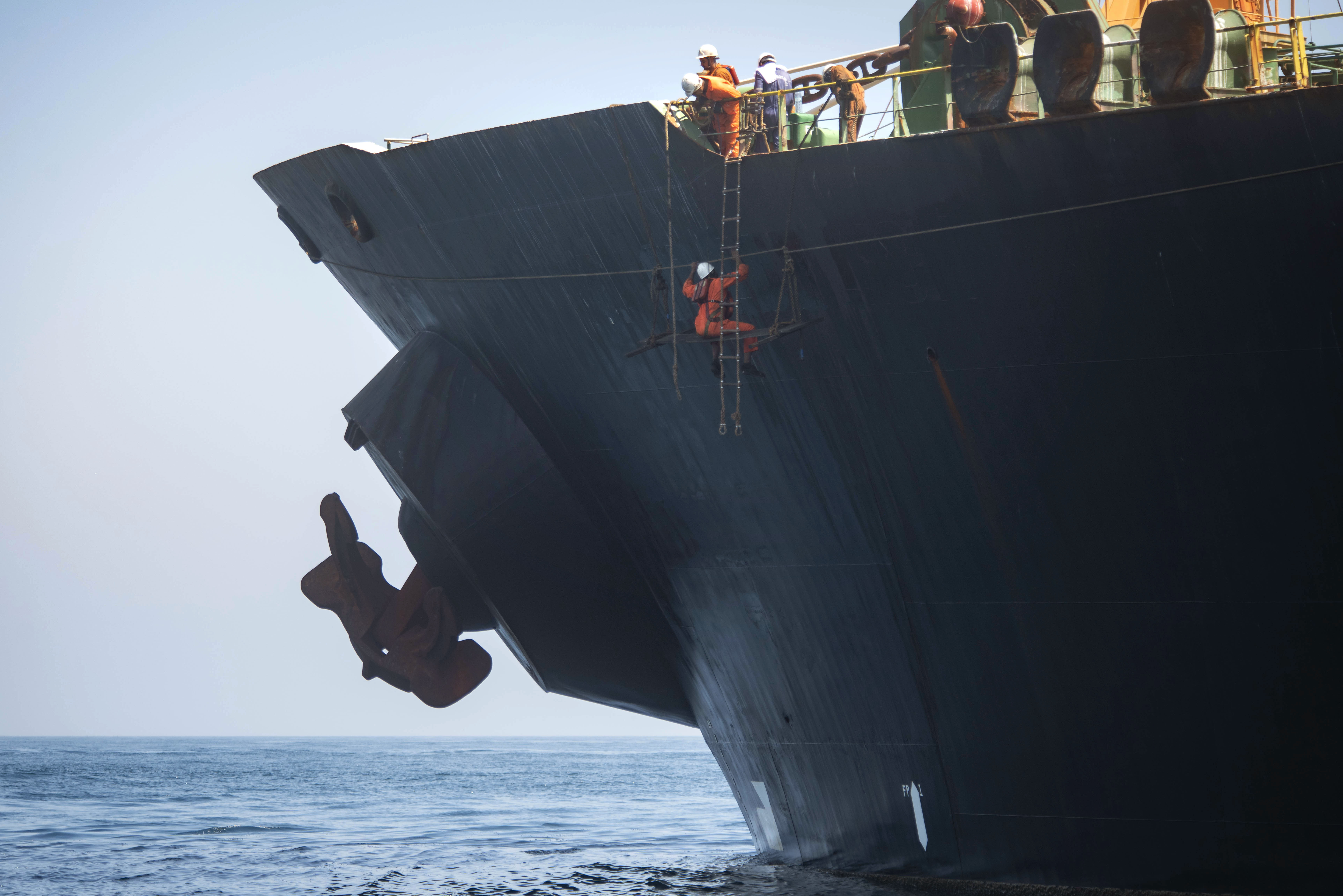 Greece vows to refuse aid to Iranian oil tanker eye'd by US
