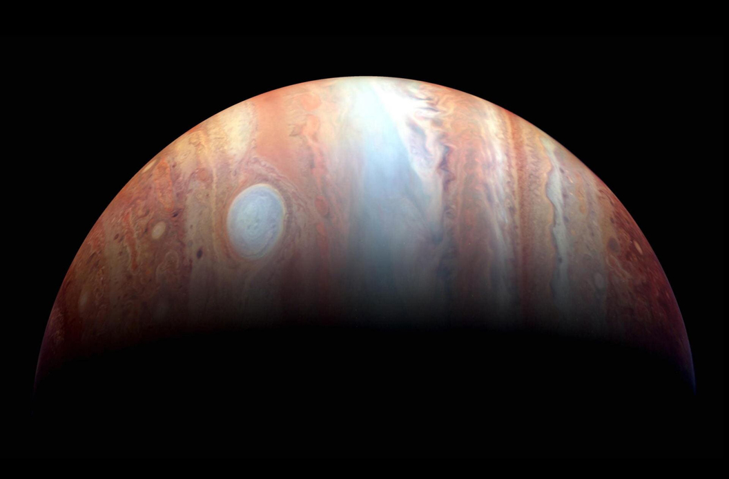 Jupiter collided with still-forming planet 4.5B years ago: 'One-in-a-trillion probability'