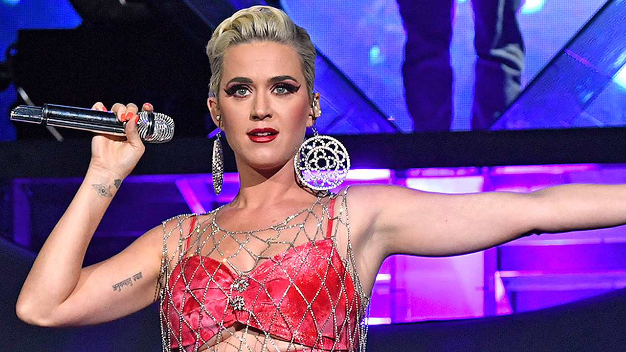 Katy Perry collapses from 'American Idol' gas leak during auditions