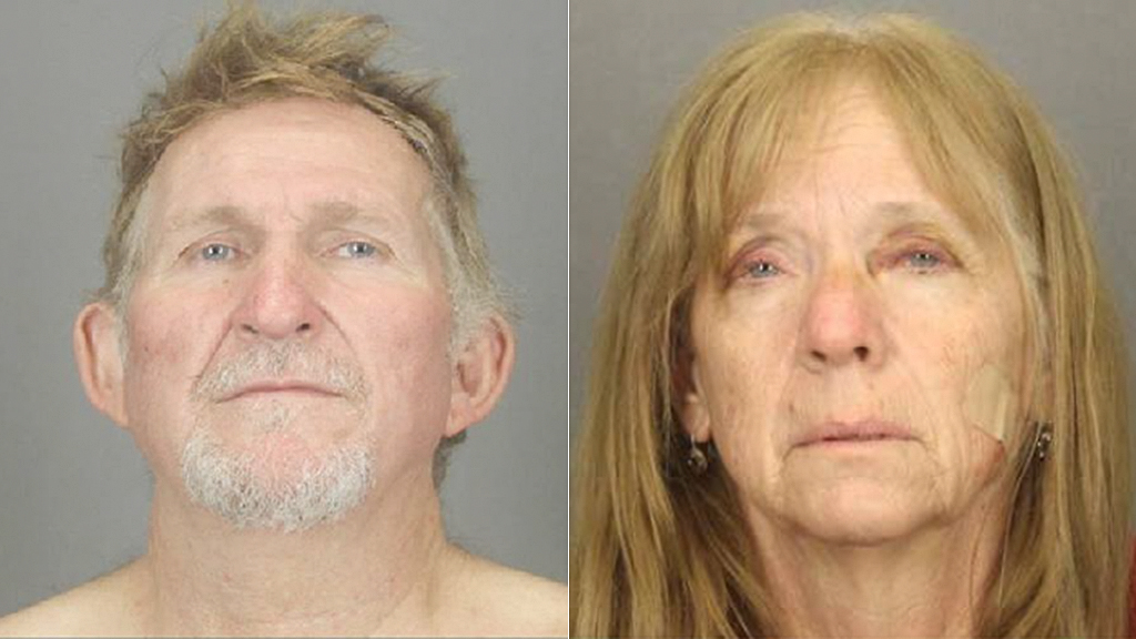 Westlake Legal Group mugs-Tucson-Police-Dept Husband-wife Arizona murder suspects nabbed after three-week manhunt; had 'overpowered' guards in Utah: report fox-news/us/us-regions/southwest/arizona fox-news/us/crime/manhunt fox-news/us/crime/homicide fox-news/us/crime fox news fnc/us fnc f2567e73-393c-566e-a5a1-28b952ae1a85 Danielle Wallace article