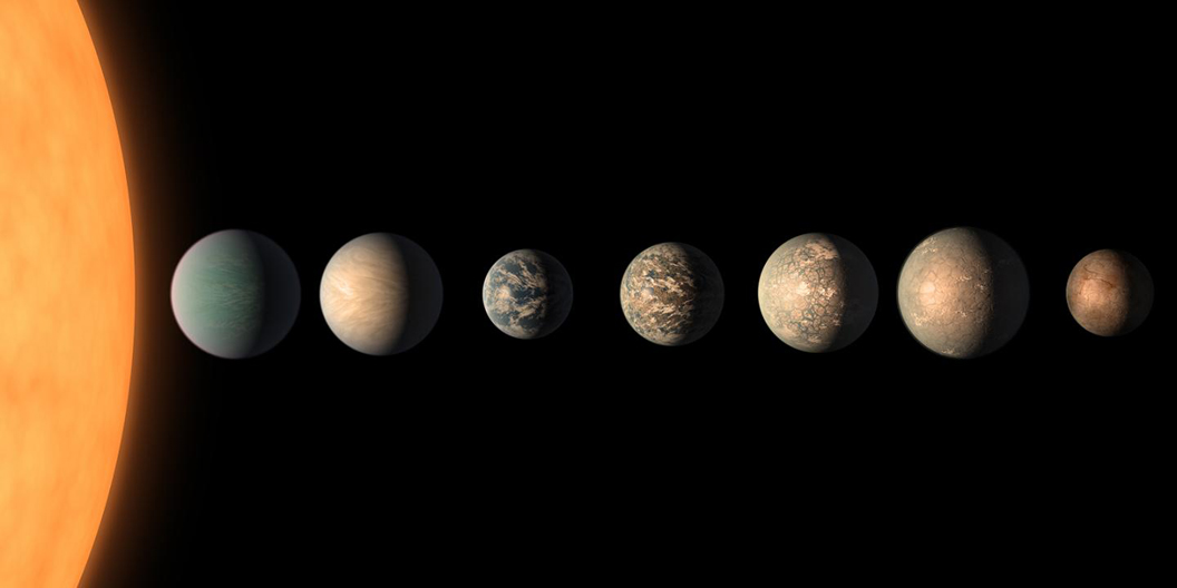 Alien planets could be better suited for life than Earth: study