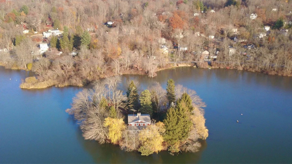 FOX NEWS: Private island north of Manhattan for sale is surprisingly affordable