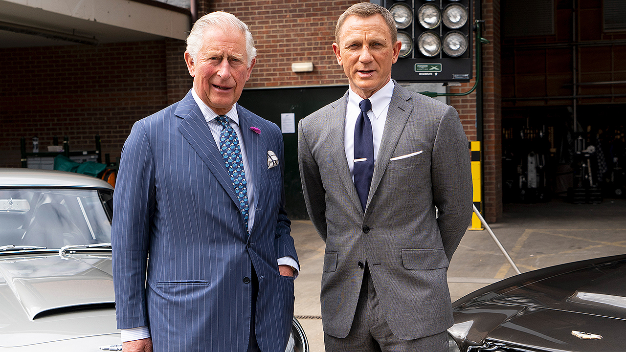 Prince Charles invited to appear in next James Bond film: report