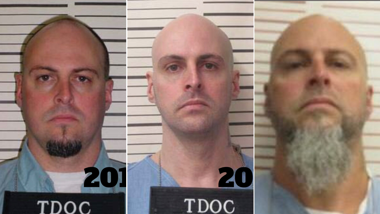 Manhunt for Tennessee inmate wanted in correctional officer murder, cops warn he's 'extremely dangerous' thumbnail
