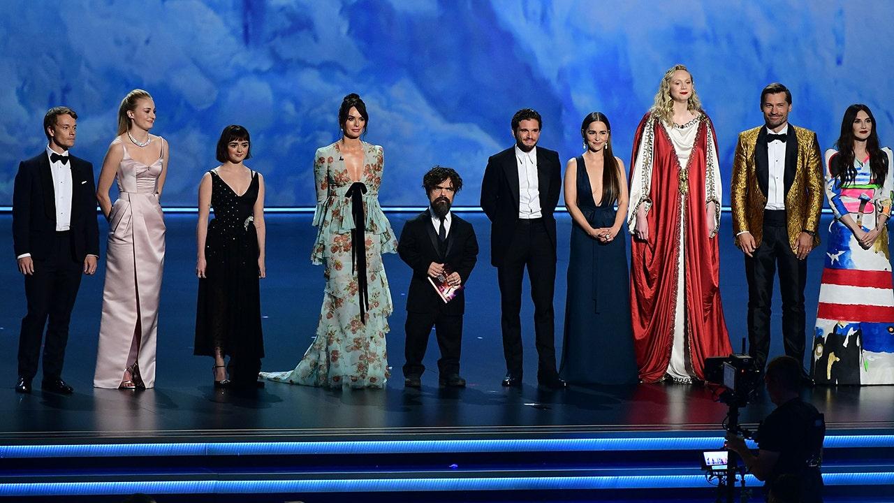 Emmys verdorben 'Game of Thrones' Letzte Saison und social media ist verärgert