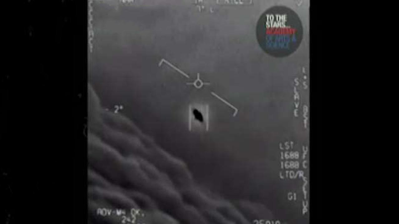 UFO documents released by CIA are 'real-life X-Files,' expert says