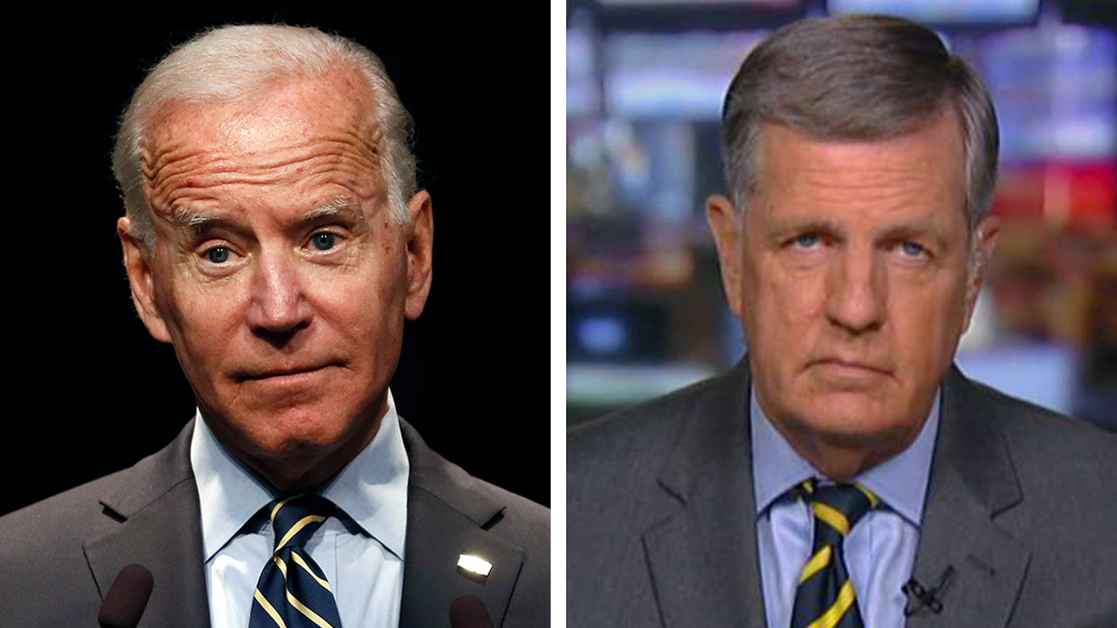 Brit Hume calls Joe Biden 'nicest guy in the room,' but says his condition is 'worrisome'