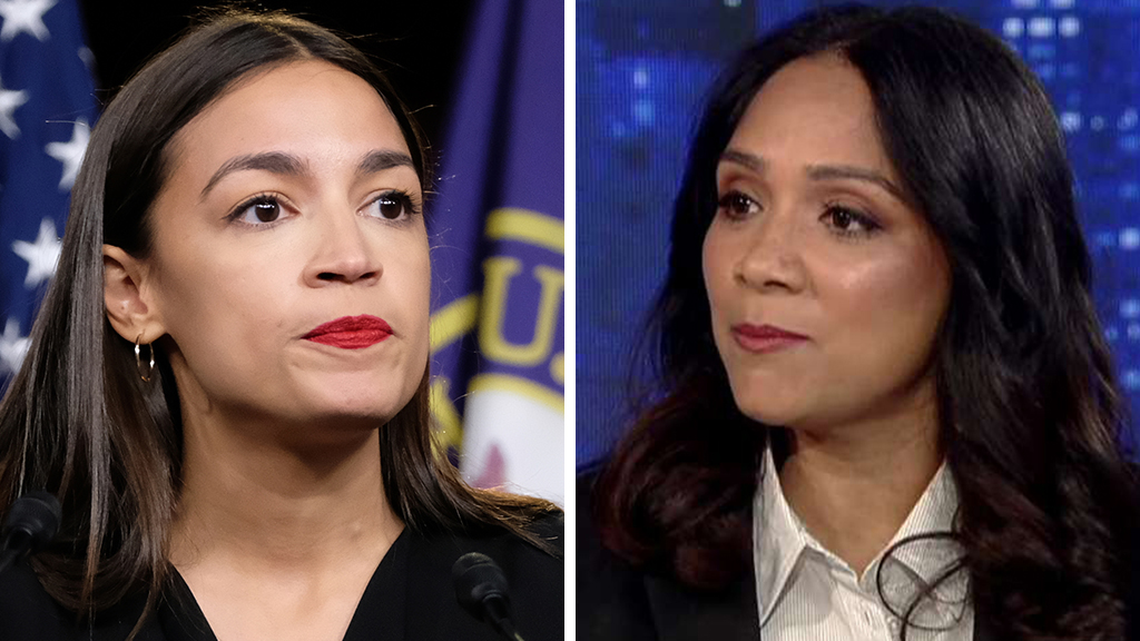 Westlake Legal Group AOC-Khan_Getty-FOX Ocasio-Cortez's latest challenger reveals what makes her different from the controversial congresswoman Frank Miles fox-news/politics/elections fox-news/person/alexandria-ocasio-cortez fox-news/media/fox-news-flash fox-news/media fox news fnc/media fnc article 2dc42da9-f326-5764-a478-f8d334ec4909