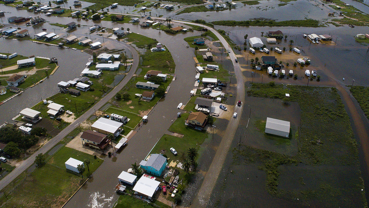 Texas hit by Imelda deluge, flash floods, 'life-threatening' rainfall: 'It's as bad as I've ever seen'