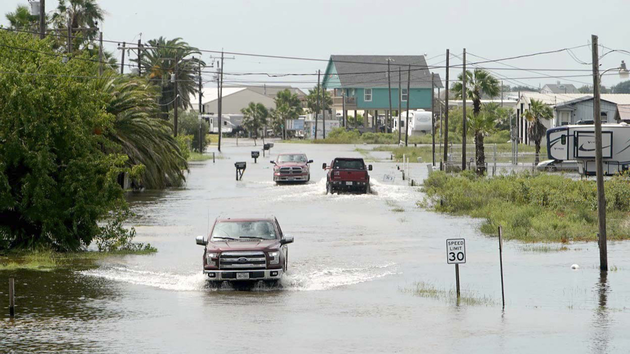 Tropical Storm Imelda: 2 dead in Texas, including man trying to save horse from flood