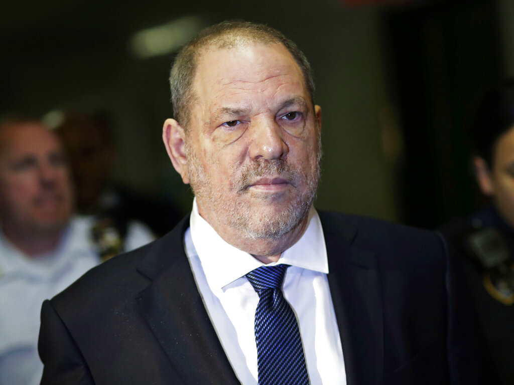 Judge allows consolidation of charges against Harvey Weinstein